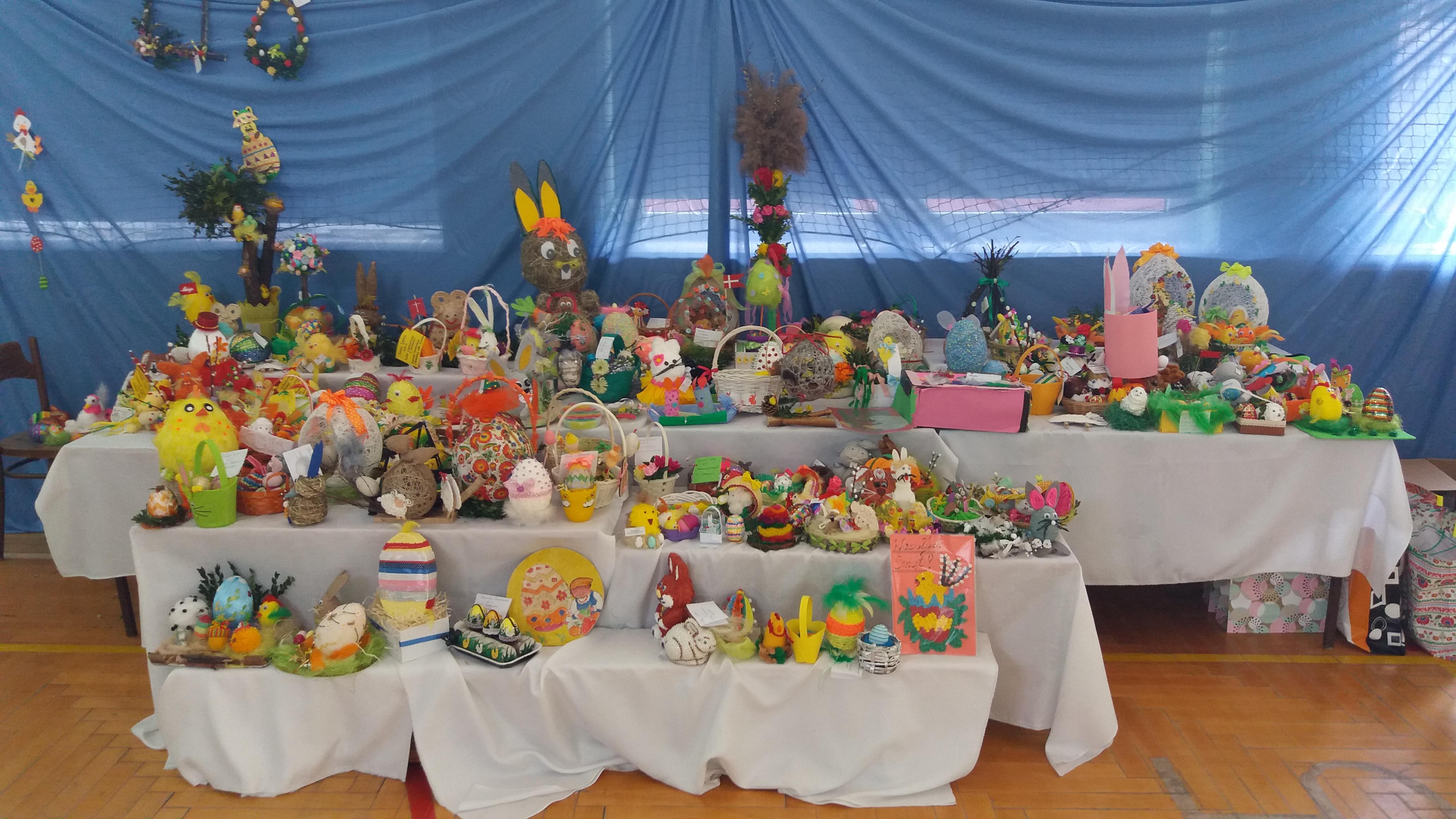 Ozdoby Wielkanocne Rozstrzygnięcie Konkursu Zespół